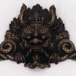 Tibetische Maske